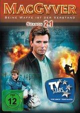 MacGyver - Season 2, Vol. 1 (3 Discs) Poster