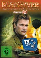 MacGyver - Season 3, Vol. 1 (2 Discs) Poster