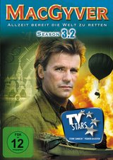 MacGyver - Season 3, Vol. 2 (3 Discs) Poster