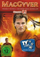 MacGyver - Season 4, Vol. 1 (2 Discs) Poster