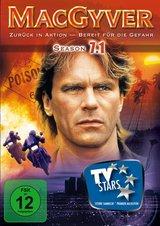 MacGyver - Season 7, Vol. 1 (2 Discs) Poster