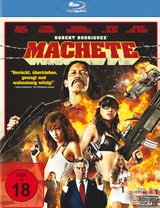 Machete (Uncut Version) Poster