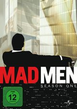 Mad Men - Season One (4 DVDs) Poster