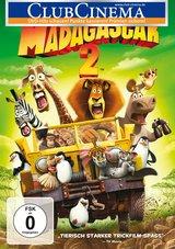 Madagascar 2 (Einzel-DVD) Poster