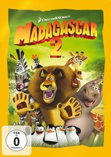 Madagascar 2 (Special Collector's Edition, 2 DVDs, Steelbook) Poster