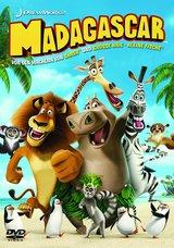 Madagascar (Einzel-DVD) Poster