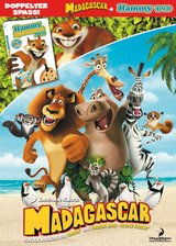 Madagascar / Hammy Heck - Mecker - DVD Poster