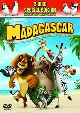 Madagascar (Special Edition, 2 DVDs) Poster