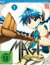Magi: The Kingdom of Magic Staffel 2, Box 1 Poster