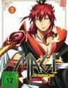 Magi: The Kingdom of Magic Staffel 2, Box 3 Poster
