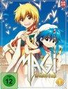 Magi: The Labyrinth of Magic, Box 1 (2 Discs) Poster