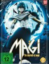 Magi: The Labyrinth of Magic, Box 2 (2 Discs) Poster