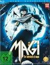 Magi: The Labyrinth of Magic, Box 2 Poster