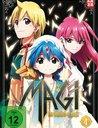 Magi: The Labyrinth of Magic, Box 4 (2 Discs) Poster
