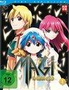 Magi: The Labyrinth of Magic, Box 4 Poster
