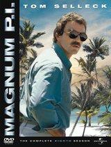 Magnum - Die komplette achte Staffel (3 DVDs) Poster