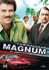 Magnum - Die komplette fünfte Staffel (6 DVDs) Poster