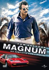 Magnum - Die komplette siebte Staffel (6 DVDs) Poster