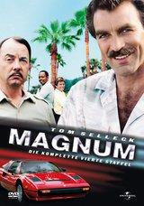 Magnum - Die komplette vierte Staffel Poster