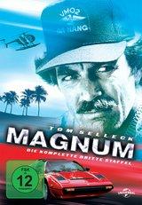 Magnum - Season 3 (6 DVDs) Poster