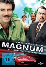 Magnum - Season 5 (6 DVDs) Poster