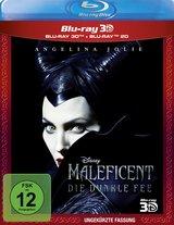 Maleficent - Die dunkle Fee (Blu-ray 3D, + Blu-ray 2D, Ungekürzte Fassung) Poster
