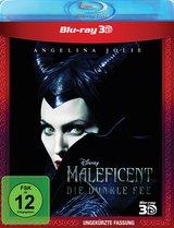 Maleficent - Die dunkle Fee (Blu-ray 3D, Ungekürzte Fassung) Poster