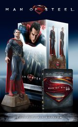 Man of Steel (Blu-ray 3D, Collector's Edition, 2 Discs) Poster