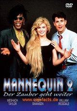 Mannequin 2 - Der Zauber geht weiter Poster