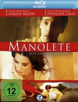 Manolete - Blut und Leidenschaft Poster