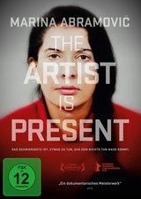 Marina Abramovic: The Artist Is Present (OmU) Poster