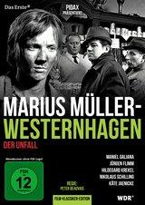 Marius Müller-Westernhagen - Der Unfall Poster
