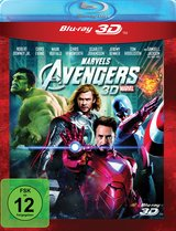 Marvel's The Avengers (Blu-ray 3D) Poster