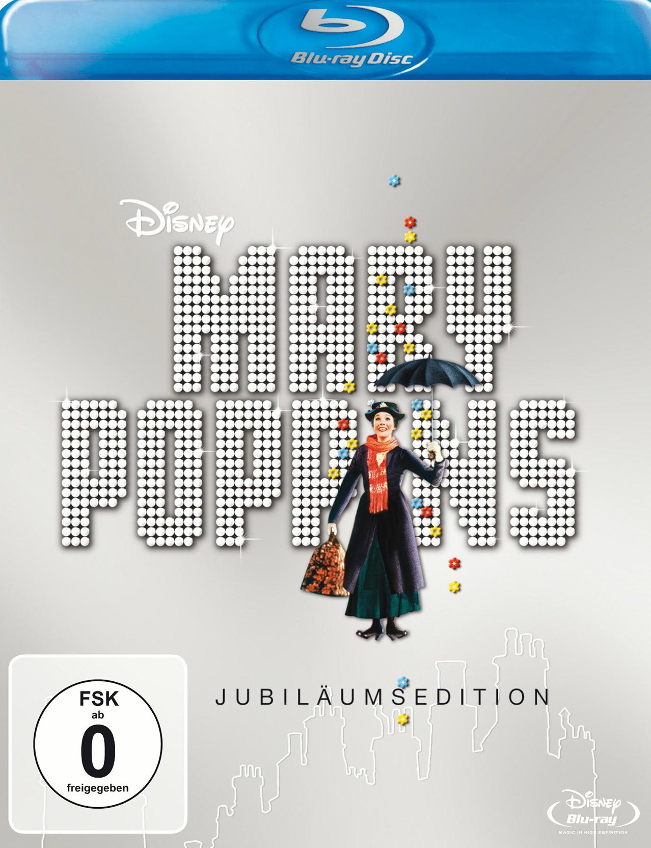 Mary Poppins (Jubiläumsedition) Poster