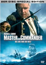 Master and Commander - Bis ans Ende der Welt (Special Edition, 2 DVDs) Poster