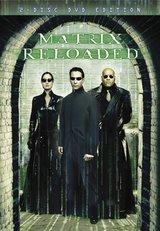 Matrix Reloaded (2 DVDs) Poster