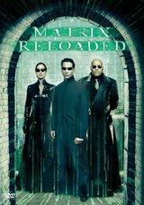 Matrix Reloaded (Einzel-DVD) Poster