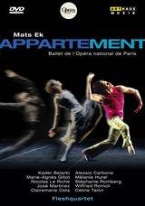 Mats Ek - Appartement Poster