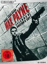 Max Payne (2 DVDs, Extended Director's Cut + Kinoversion) Poster