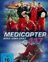 Medicopter 117 - Staffel 3 (4 DVDs) Poster