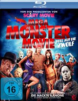 Mega Monster Movie Poster