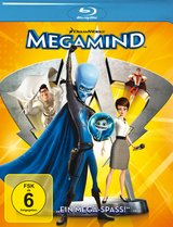 Megamind (inkl. Digital Copy) Poster