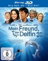 Mein Freund, der Delfin (Blu-ray 3D + 2D) Poster