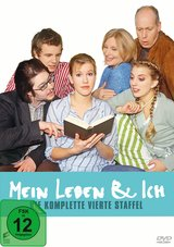 Mein Leben & Ich - Die komplette vierte Staffel (3 Discs) Poster