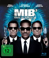 Men in Black 3 (Steelbook) Poster
