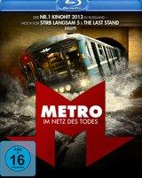 Metro - Im Netz des Todes Poster