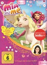 Mia and Me - Box 1.1 (3 Discs) Poster