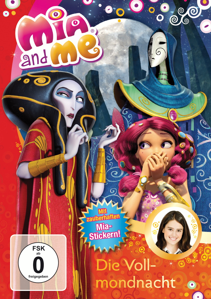 Mia and Me - Die Vollmondnacht Poster