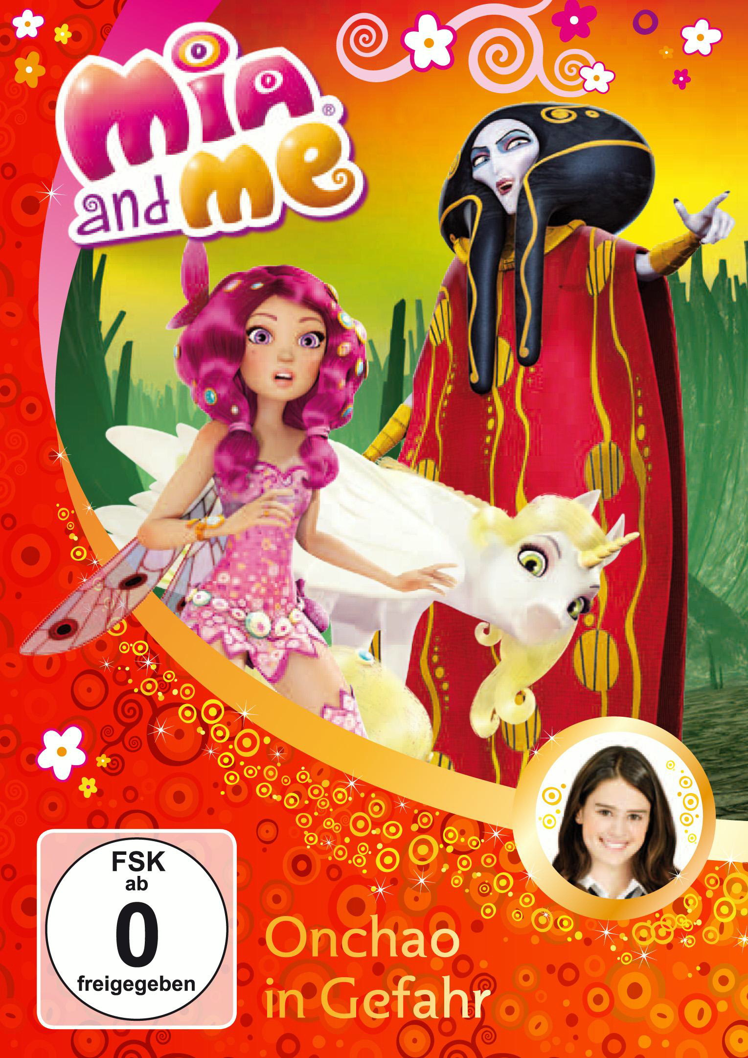 Mia and Me - Onchao in Gefahr! Poster