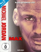 Michael Jordan to the Max (OmU, Steelbook) Poster